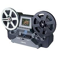 SUPER 8 Scanner - NORMAL 8 Scanner MIETEN 1 Woche, Reflecta Film-Scanner mieten, Digitalisierung von Super 8 und Normal 8 Filmen (max. Spulendurchmesser 12,7cm), inkl. Videoanleitung und SD-Karte