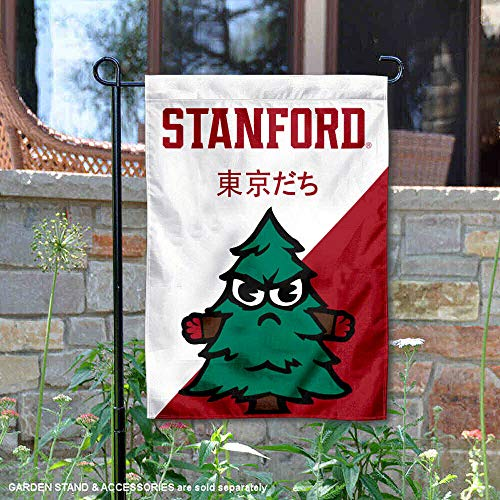 Sewing Concepts Stanford Cardinal Tokyodachi Garden Flag (Stanford University-shop)