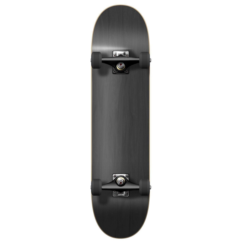 日本最級 Blank Complete Skateboard Stained BLACK Skateboard 7.75 Skateboards, Ready to House to ride by Inter House Product B01F3YVC4A, Wit@USA:7af9d6d7 --- a0267596.xsph.ru