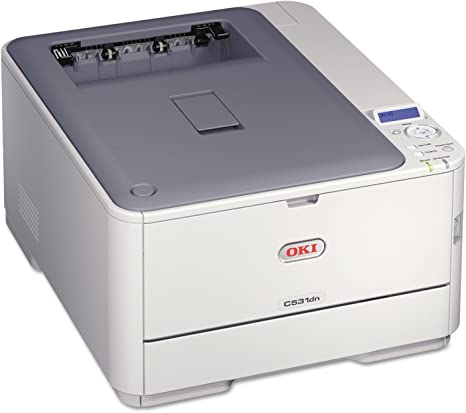 Amazon.com: OKI C531dn de datos digital color Printer (27 ...
