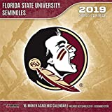 Florida State Seminoles 2019 12x12 Team Wall Calendar