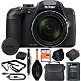 Nikon COOLPIX B700 20.2MP Point & Shoot Digital Camera (Basic Kit, Frustration Free Packaging)