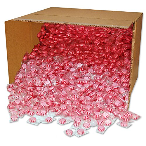 Starlight Mints Peppermint with Cinnamon 31 lb bulk ()