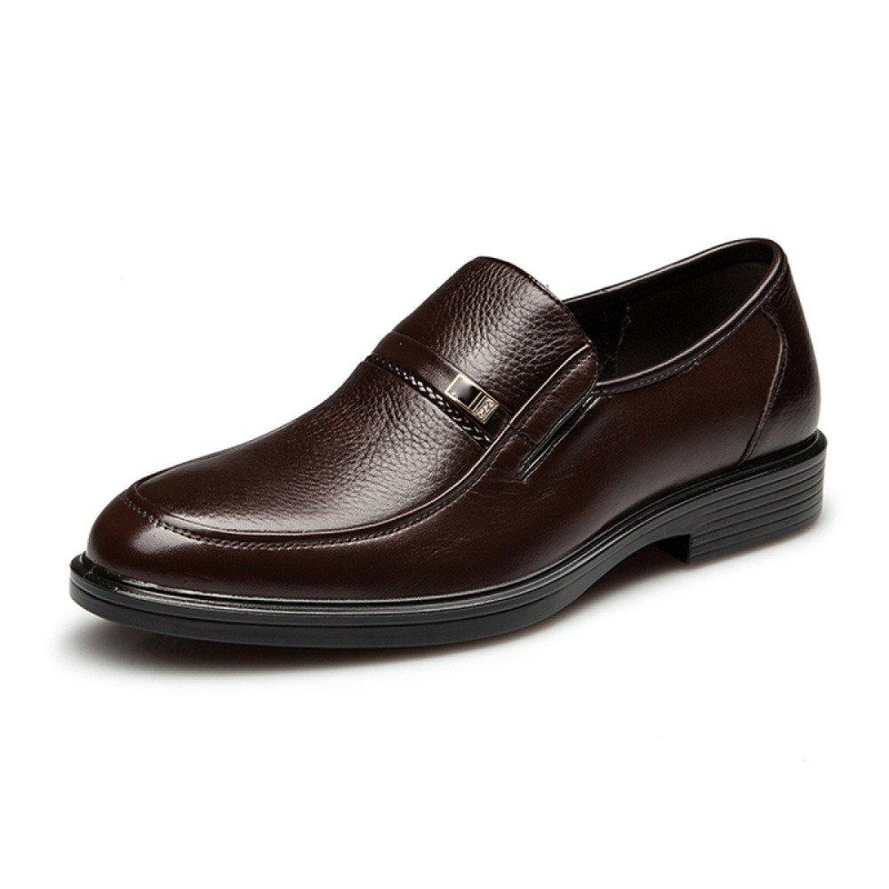 GTYMFH Herrenschuhe Mode Geschäft Schuhe Füße Weiche Schuhe