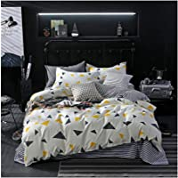 New Dormitory Supplies1 Pcs Duvet Cover/Quilt Cover/comforter Cover Full Twin Queen King 180 * 200/200 * 230/220 * 240 Blanket Cover (Color : 01, Size : 1 pillowcase)