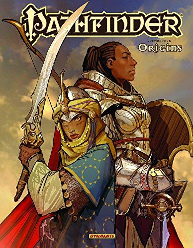 Pathfinder Volume 4: Origins (Pathfinder Hc)