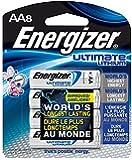 Energizer - L91BP-8 - Ultimate Lithium - AA Batteries - 8 Pack