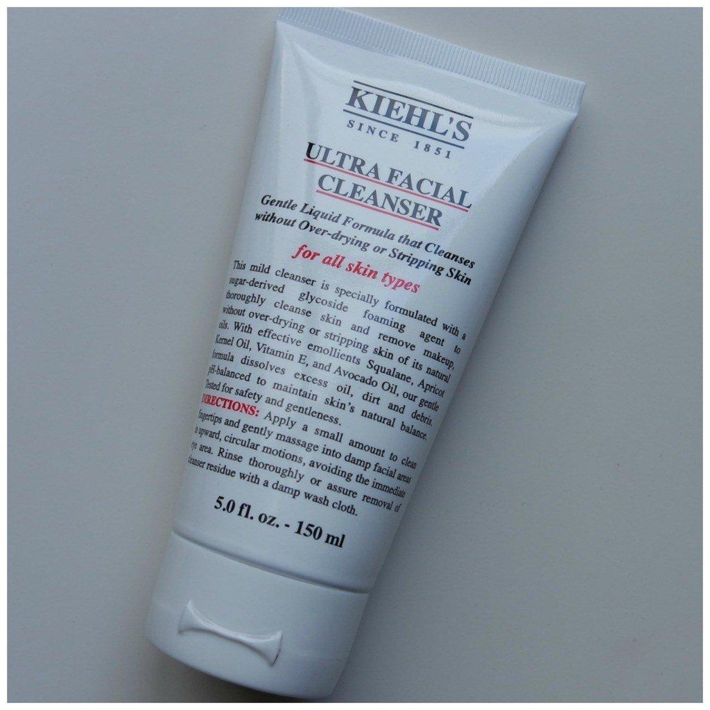 Ultra Facial Cleanser 150 Ml Everything Else Kiehls Oil Free 150ml