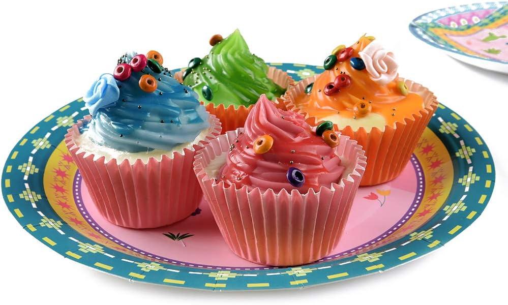 20 Servilletas Fiesta Cupcakes//postre//cumplea/ños//comida//33 x 33 cm