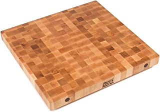 product image for John Boos BBIT60272 End Grain Butcher Block Island Top, 60 x 27 x 2.25, Maple Wood
