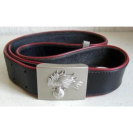 bambino fornire un'ampia selezione di super speciali Carabinieri CINTURONE cintura italia polizia originale in ...