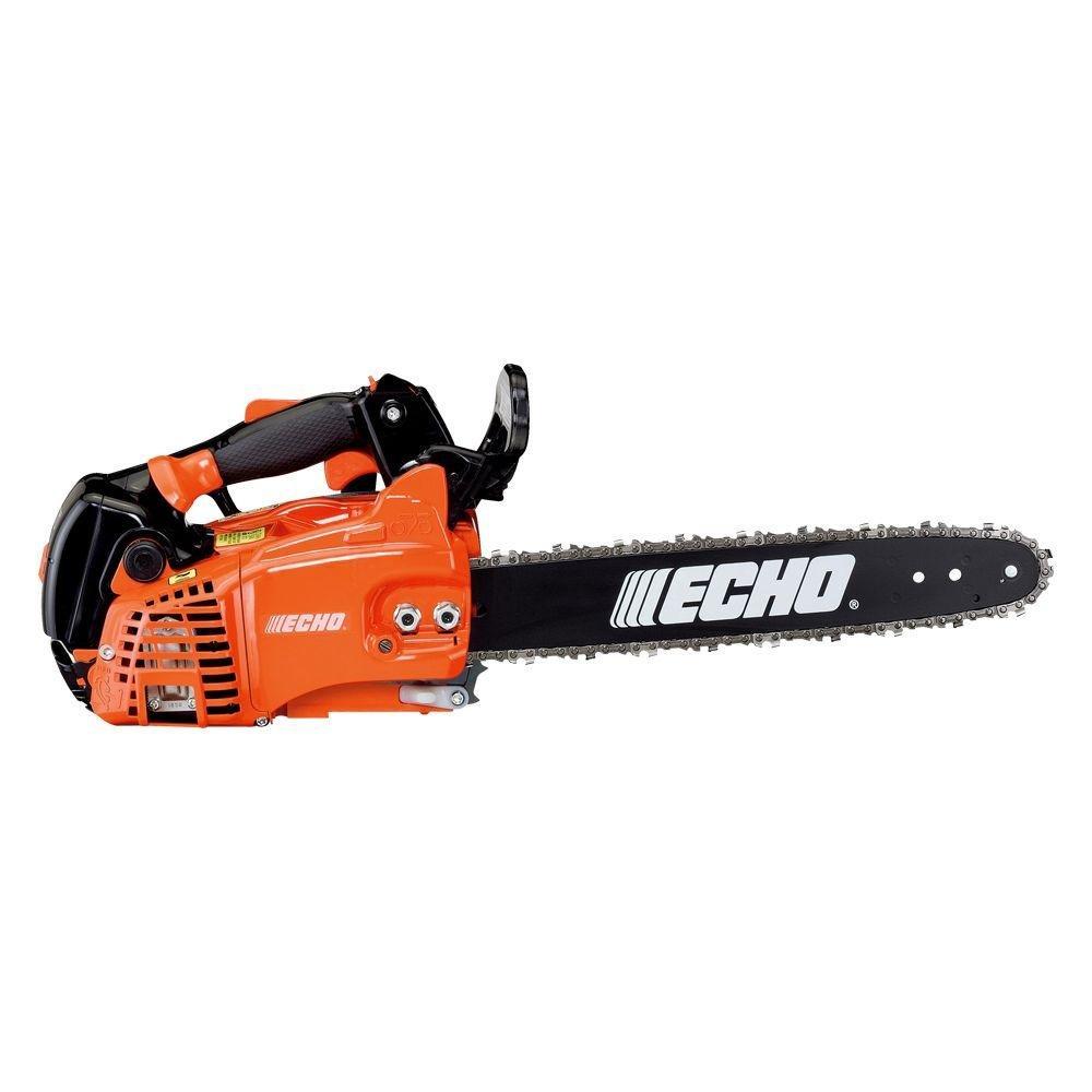 Chain Saw, Gas, 14 In. Bar, 35.8CC ECHO CS-355T-14