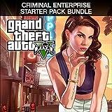 GTAV Starter Pack & Digital Game Bundle - Out Game - PS4 [Digital Code]
