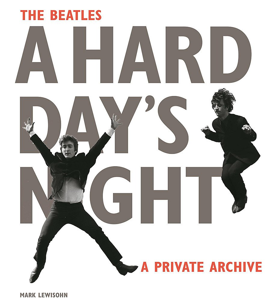 Download The Beatles A Hard Day's Night: A Private Archive pdf