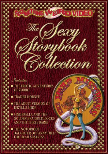 The Sexy Storybook Collection by Image Entertainment