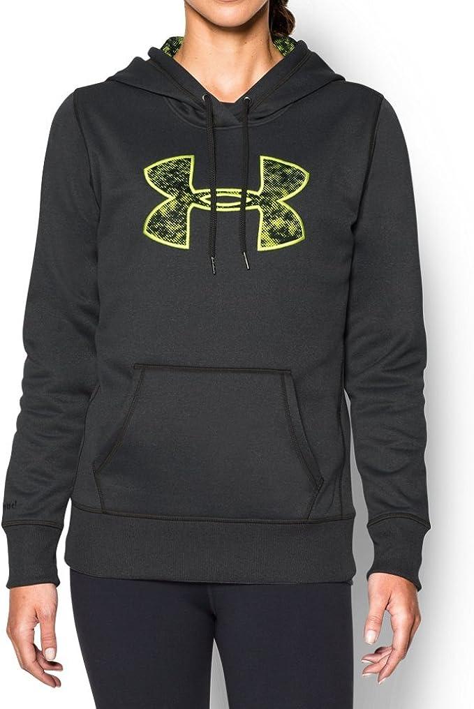 Under Armour Damen Storm New UA Logo Hoodie