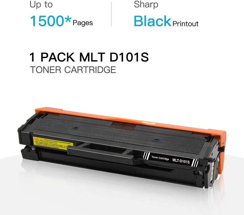 GPC Image kompatible Toner als Ersatz f/ür Samsung MLT D101S//ELS D101S f/ür ML-2160 ML-2165 ML-2165W ML-2168 SCX-3405W SCX-3405F SCX-3405 SCX-3405FW SCX-3400 SF 760 SF760P Schwarz,2er-Pack,3000 Seiten