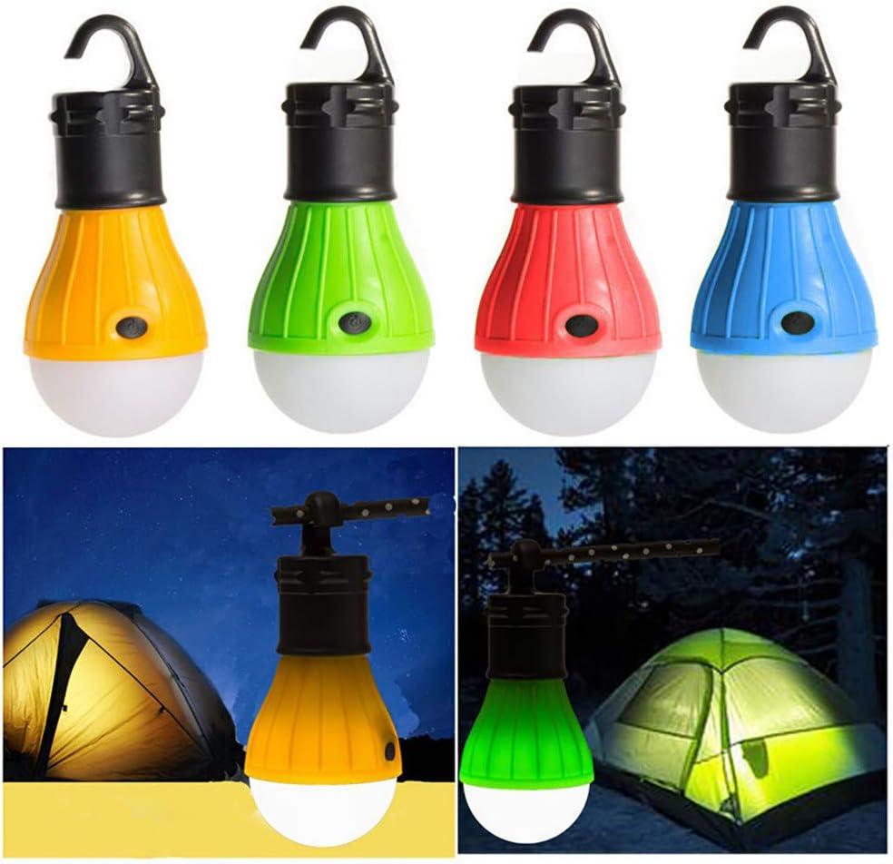 Lantern Fishing Bulb New Camping Light Outdoor Hanging Light Tent LED Lamp