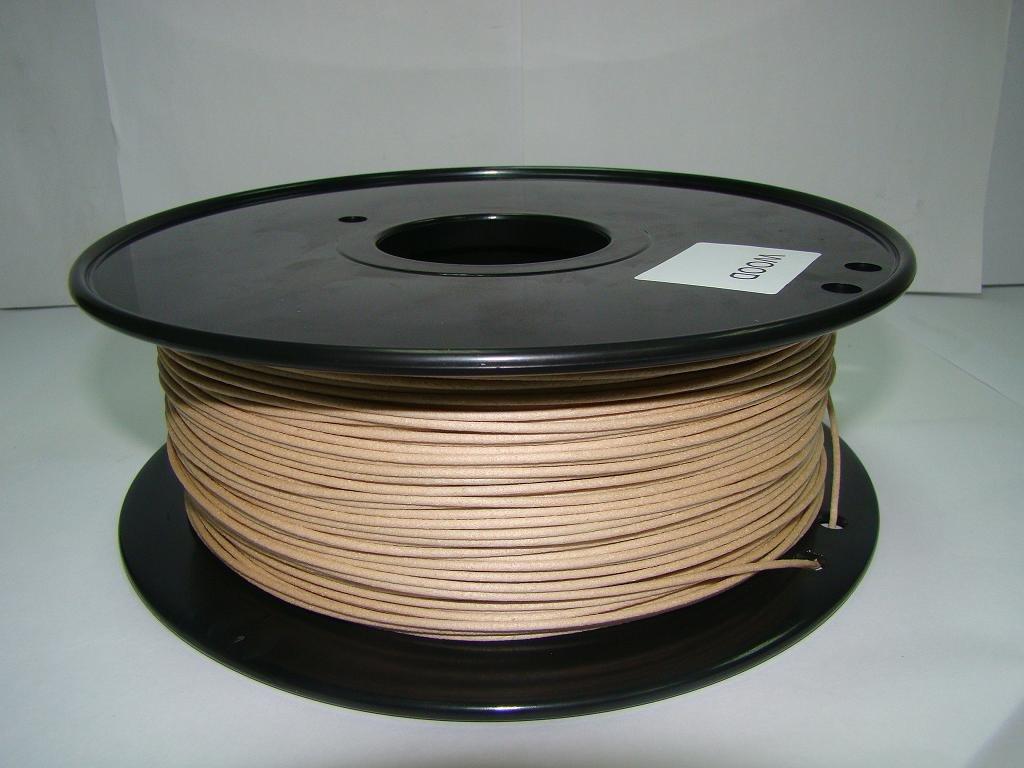 Filamento 3D Madera (Wood) 3.00 mm para Impresora 3D grossiste3d ...