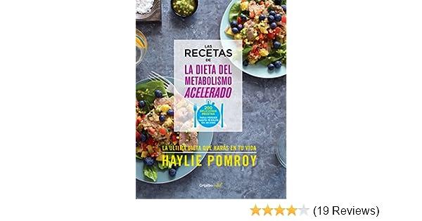 Amazon.com: Las recetas de La dieta del metabolismo acelerado (Colección Vital) (Spanish Edition) eBook: Haylie Pomroy: Kindle Store