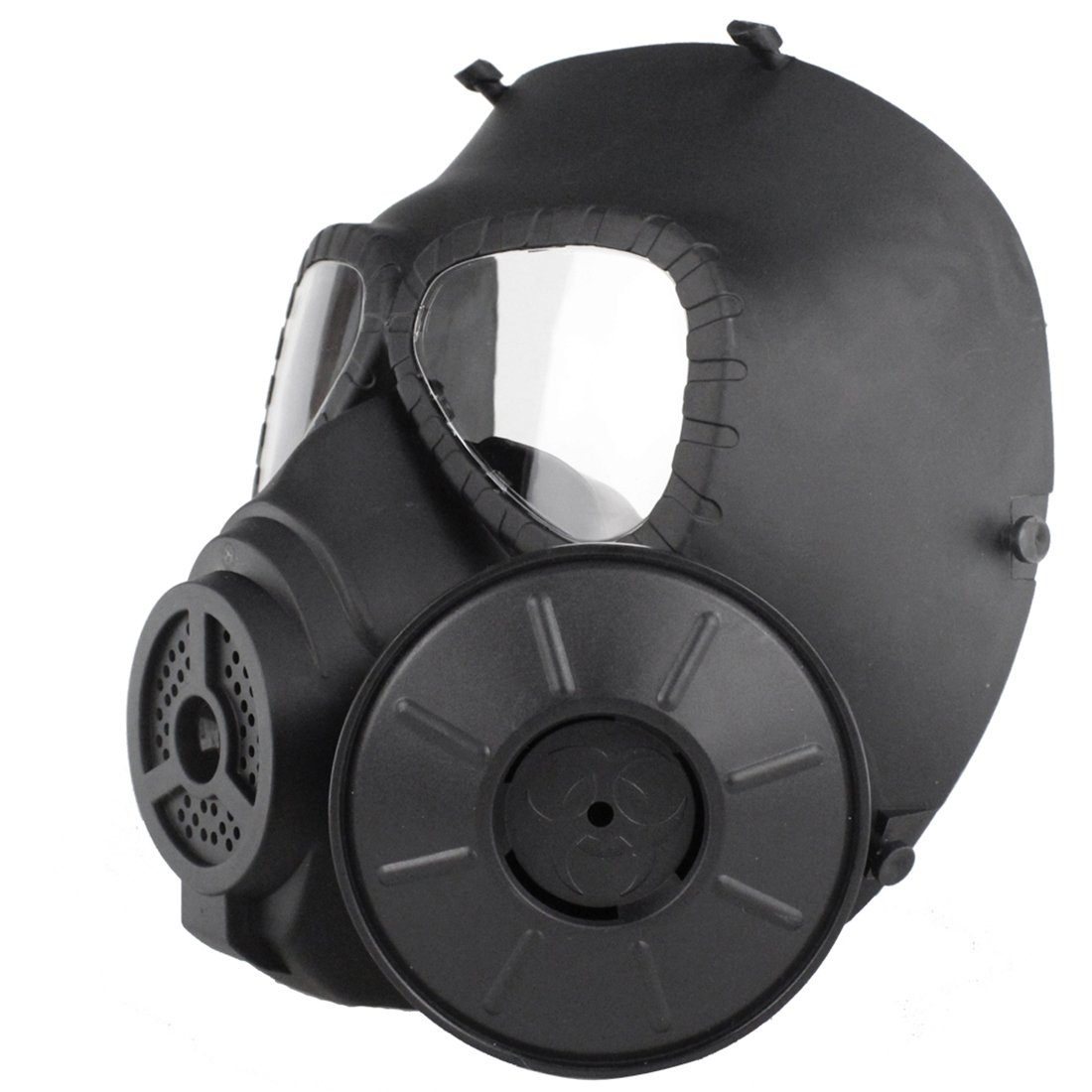 Amazon.com: PeleusTech® WST Head Mask Full Face Single Canister Electric Ventilative Biochemical Gas Mask[No Actual Anti-Virus Function] Toys Masks Children ...