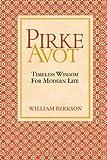 Pirke Avot, William Berkson, 0827609175