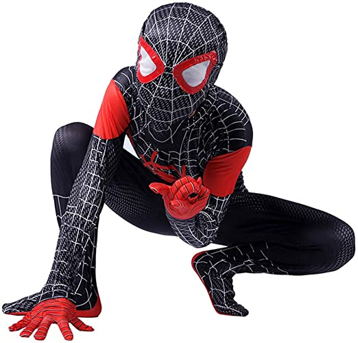 Disfraz Spiderman Niño, Homecoming Spiderman Disfraz Niño ...