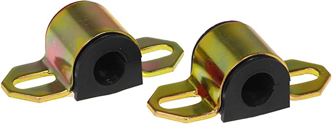 Prothane 19-1110-BL Black 1 Universal Sway Bar Bushing fits A Style Bracket