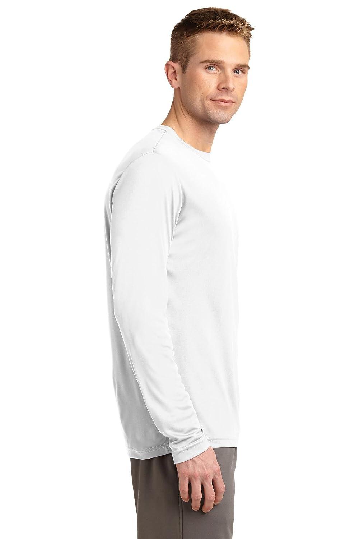 Sport-Tek Mens Tall Long Sleeve PosiCharge Competitor Tee