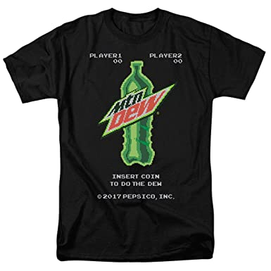 7cb69d50 Amazon.com: Mountain Dew T Shirt Collection: Clothing
