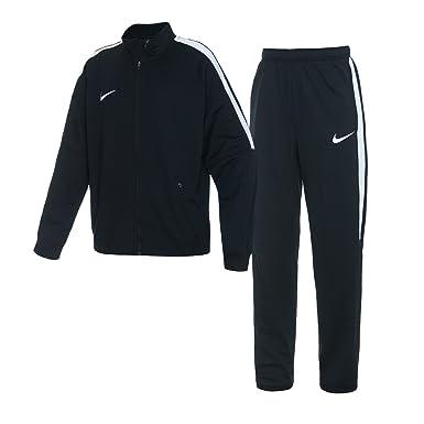 Nike Y Nk Dry Sqd TRK Suit K Chándal, Niños: Amazon.es: Ropa y ...