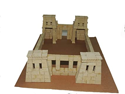 Buy Hirst Arts Egyptian Pylon Temple Scale Model Making Kit