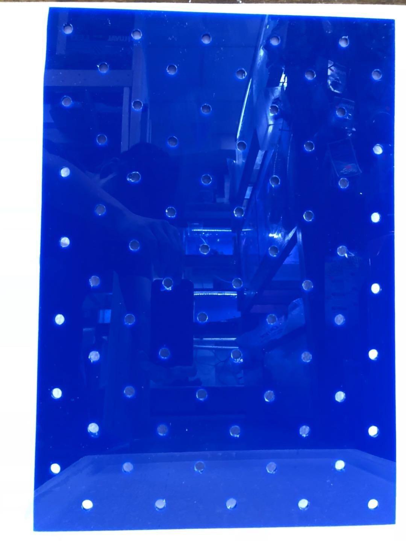 bluee 29 Gallon bluee 29 Gallon toyuto 11.6  x 16.9  29 Gallon Fish Tank Acrylic Divider Aquarium Isolation Board(Suction Cup No Included) (29 Gallon, bluee)