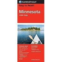 Minnesota (Rand McNally Easy to Read!)