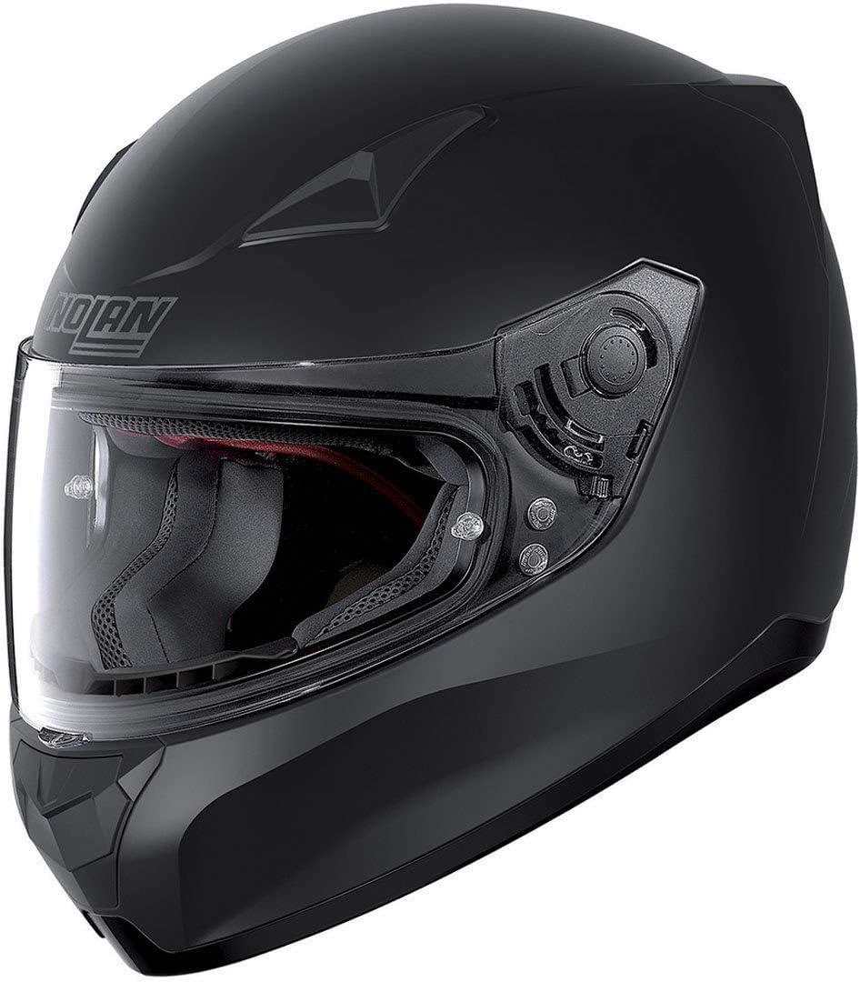 Nolan N60-5 CLASSIC FLAT BLACK M