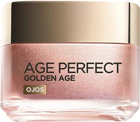 Age Perfect Golden Age contorno de ojos antiojeras, hidrata intensamente y corrige incluso las ojera