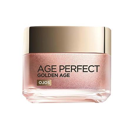 LOréal Paris Age Perfect Golden Age Contorno de Ojos Antiojeras Pieles Maduras y Apagadas - 15 ml