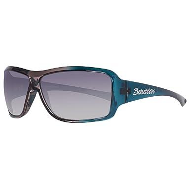 00af8c2b10 BENETTON BE54604, Montures de lunettes Femme, Noir (Petroleo/Petros), 65