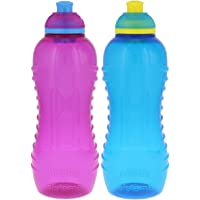 Sistema Hydrate Twist and Sip Water Bottle