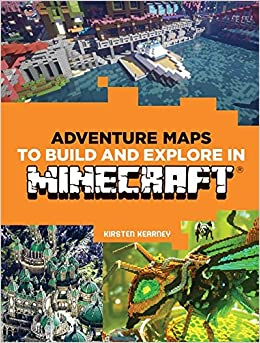 Buy Adventure Maps to Build and Explore in Minecraft Book