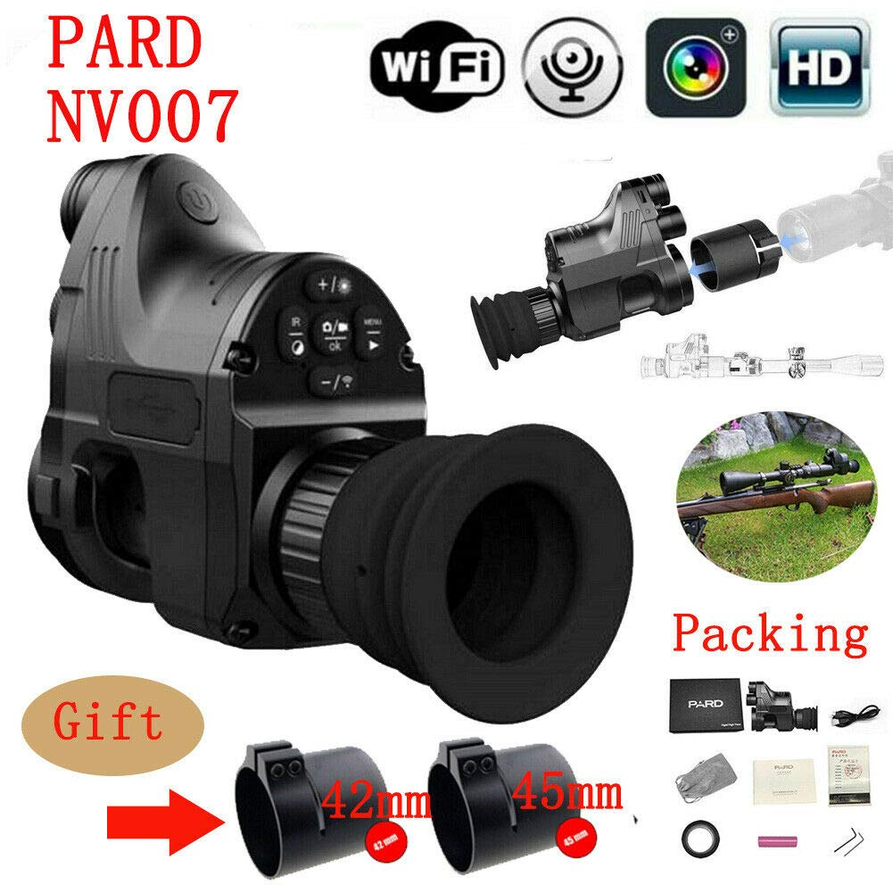 Binoculars & Scopes Electronics Hengyuanyi Pard NV007 Digital ...