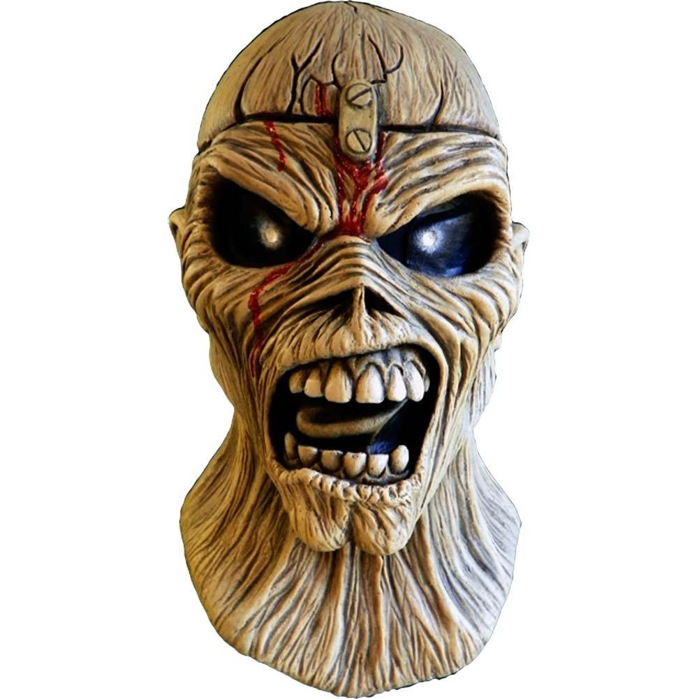 Iron Maiden Eddie Piece of Mind Adult Costume Mask