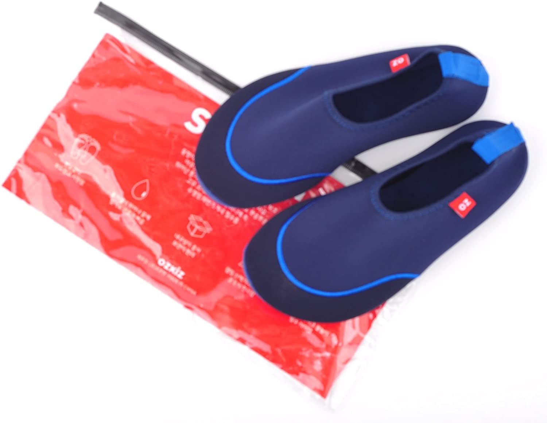 Ozkiz Girls Boys Active Sports Waterproof Skin Quick Dry Aqua Socks with Mom and Dad