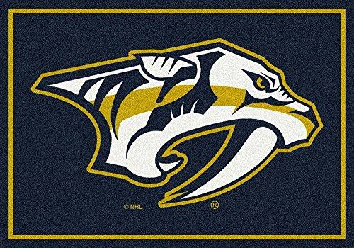 Nashville Predators Milliken NHL Team Spirit Area Rug (5'4