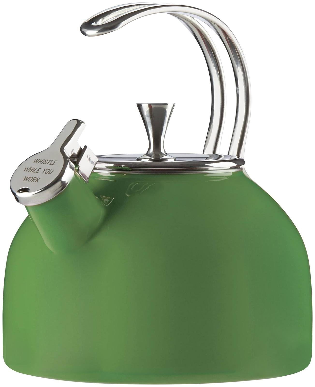 Kate Spade New York ALL IN GOOD TASTE METAL KETTLE, Green