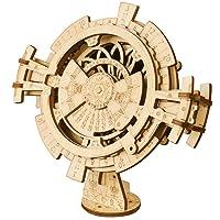 Deals on ROKR 3D Wooden Perpetual Calendar Puzzle