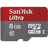 SanDisk Ultra 8 GB microSD High Capacity (microSDHC)