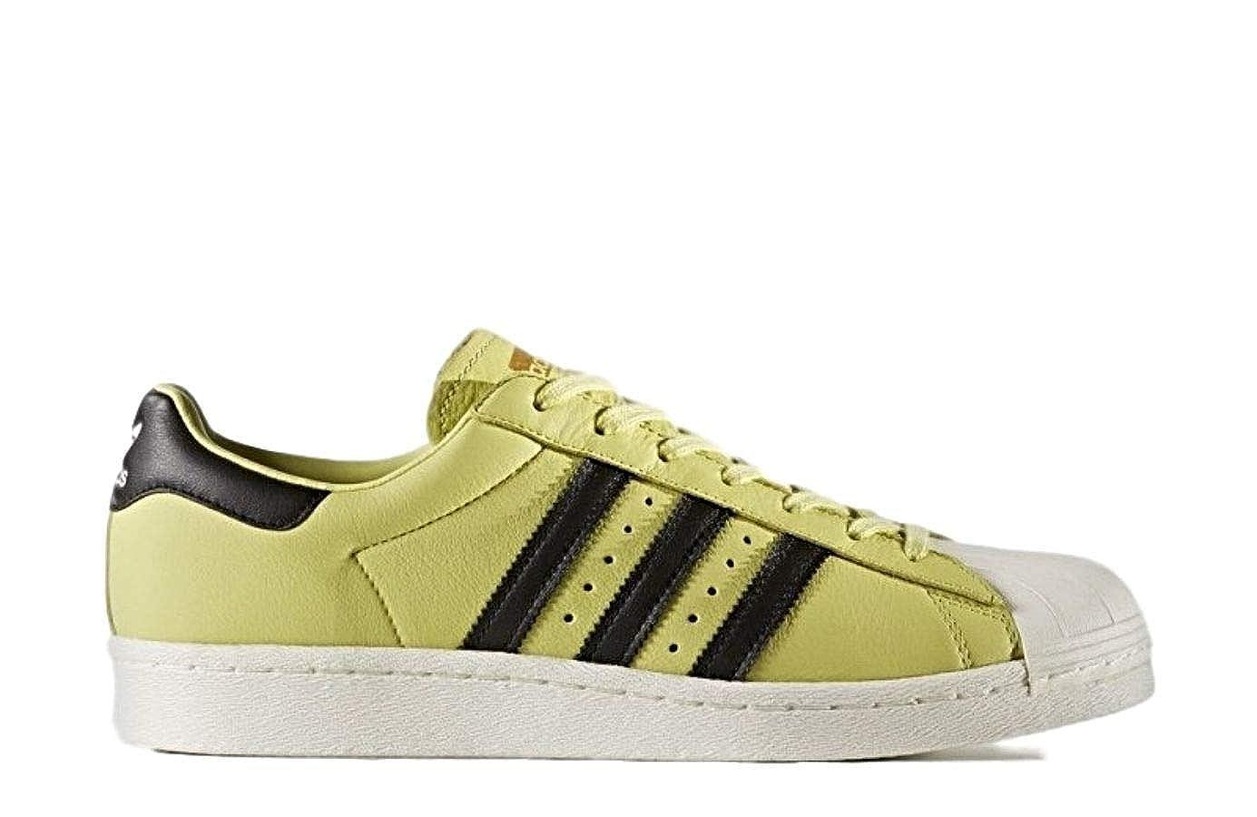 yellow adidas Men's Gazelle Trainers