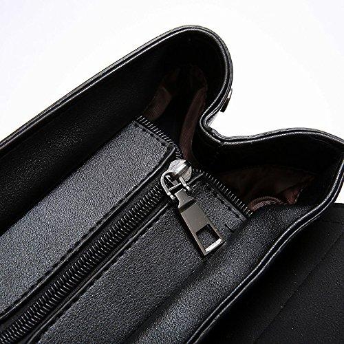 Dos Sac Weibliche Reiserucksack Schwarz À Mode Mädchen KLXEB Frauen Schultaschen Für Peeling Kleine Rucksäcke Schwarzes qBpw4