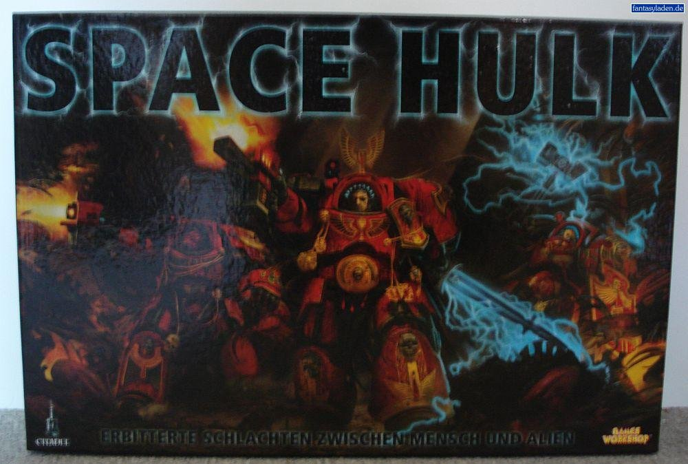 Warhammer Space Hulk (2014) by Games Workshop